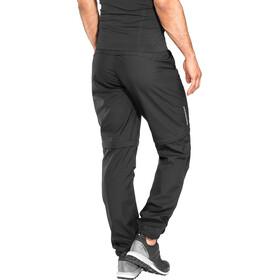 GORE WEAR R3 Spodnie z odpinanymi nogawkami z windstoperem Mężczyźni, black